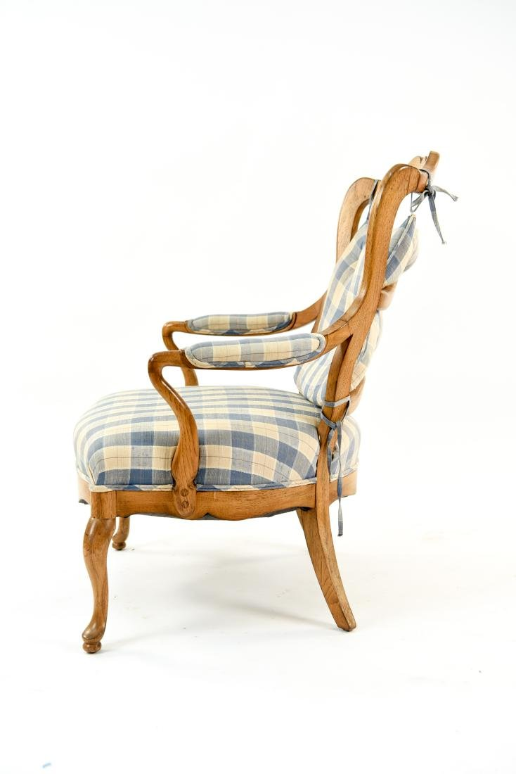 FRENCH COUNTRY STYLE ARMCHAIR - 6