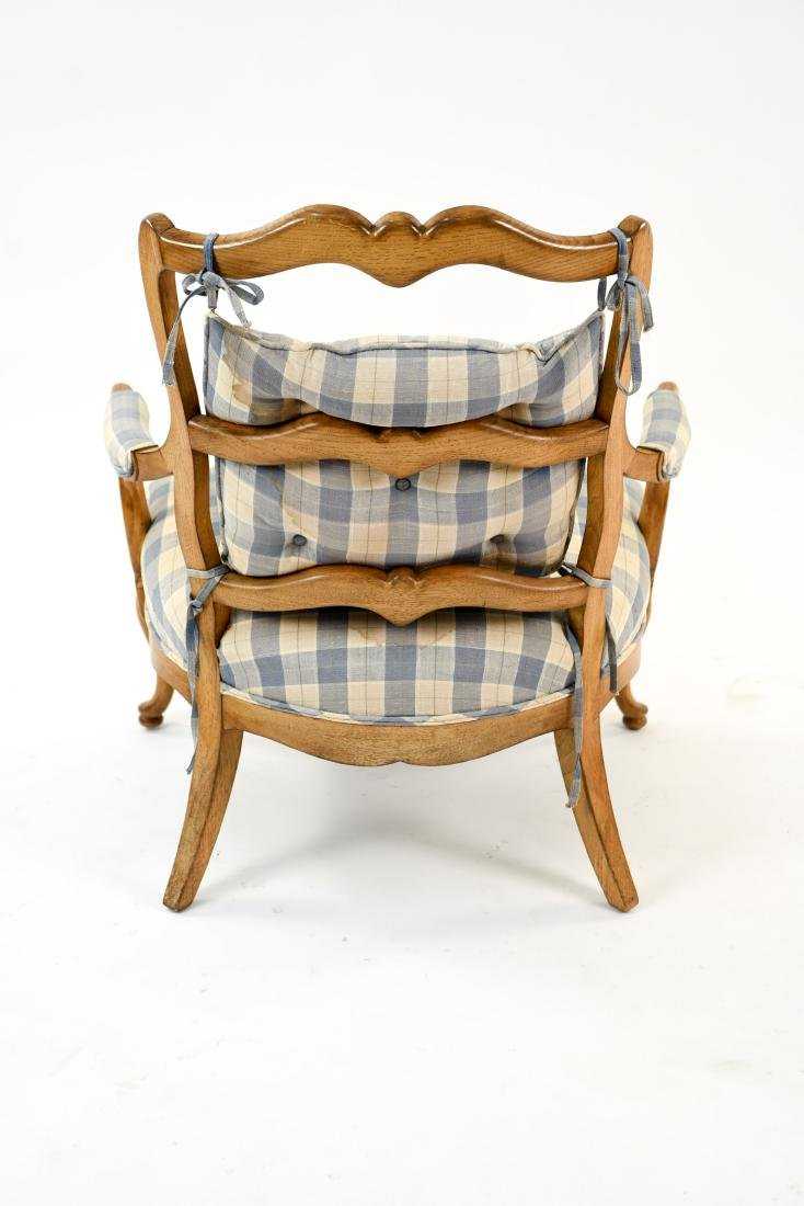 FRENCH COUNTRY STYLE ARMCHAIR - 7