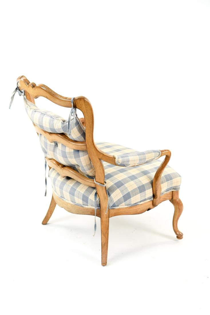 FRENCH COUNTRY STYLE ARMCHAIR - 8