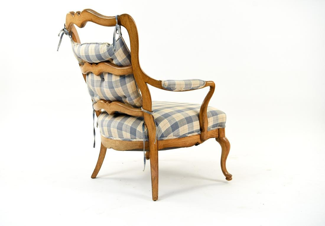 FRENCH COUNTRY STYLE ARMCHAIR - 9