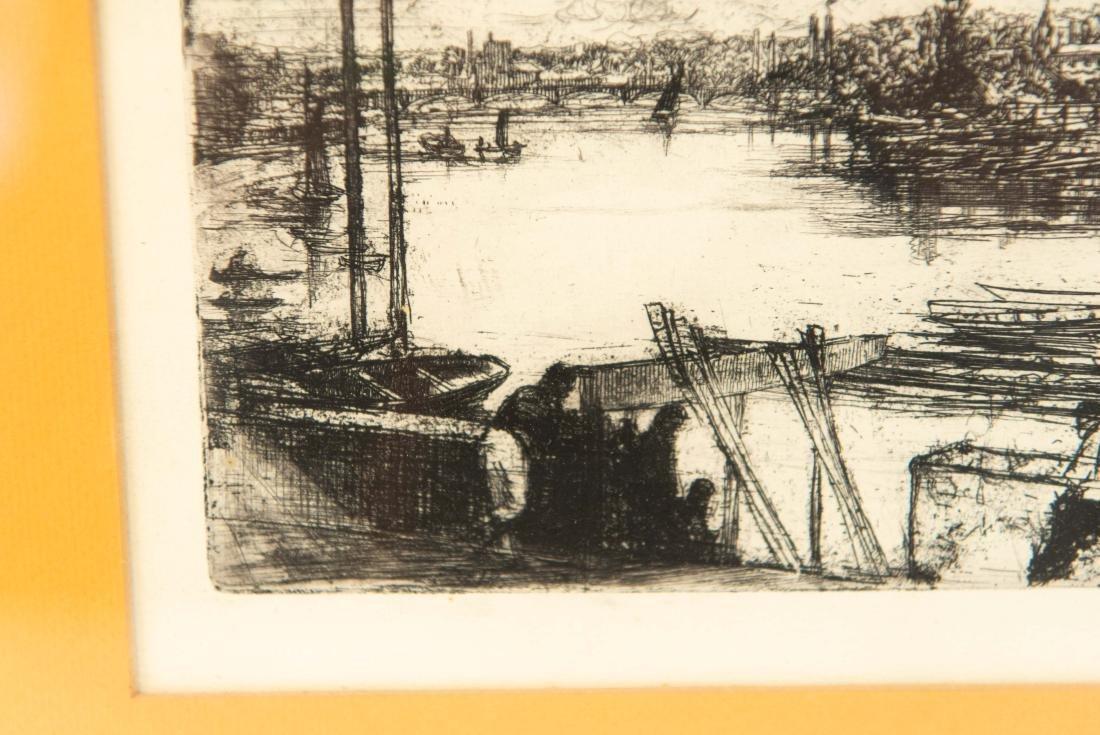 FRANCIS SEYMOUR HADEN (BRITISH 1818-1910) - 3