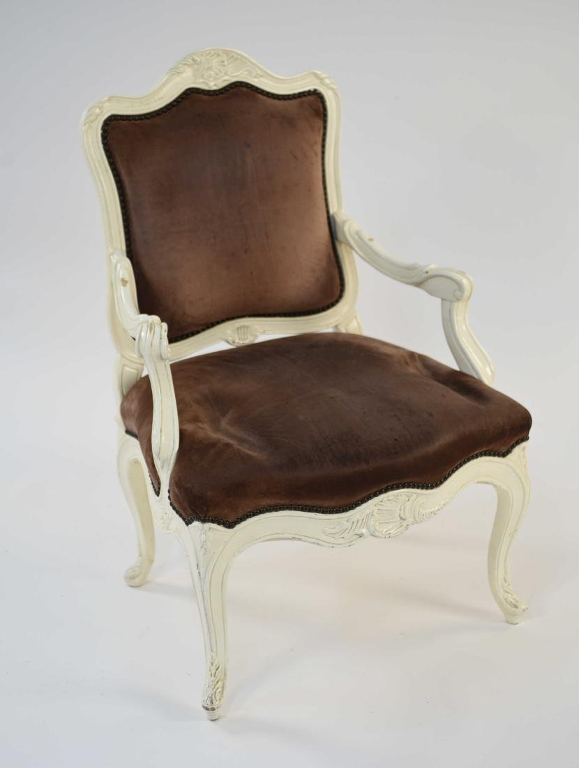 LEWIS MITTMAN ARM CHAIR