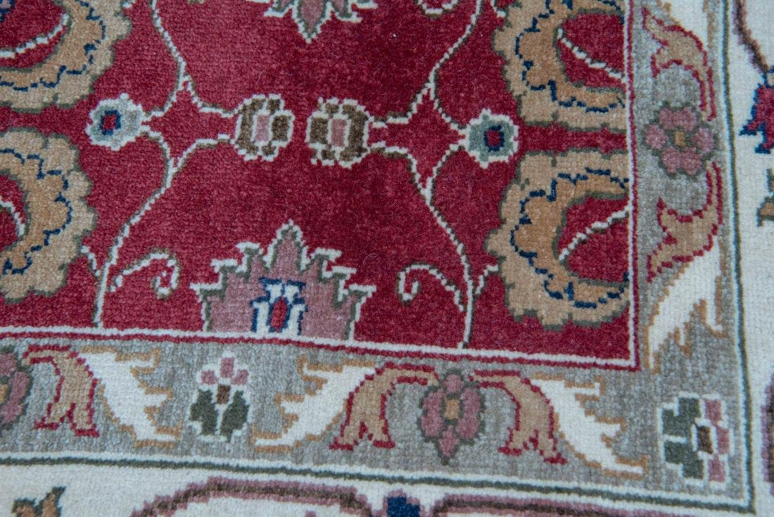 8 X 12 FEET FINELY WOVEN RUG - 3