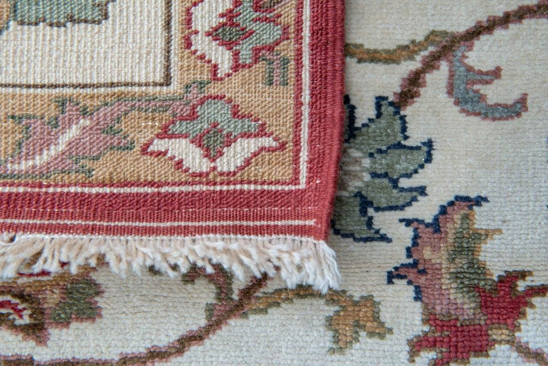 8 X 12 FEET FINELY WOVEN RUG - 5