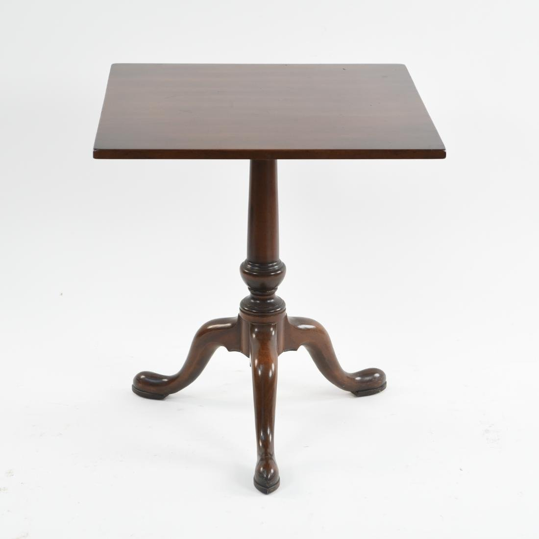 KITTINGER THREE LEG LIBRARY TABLE