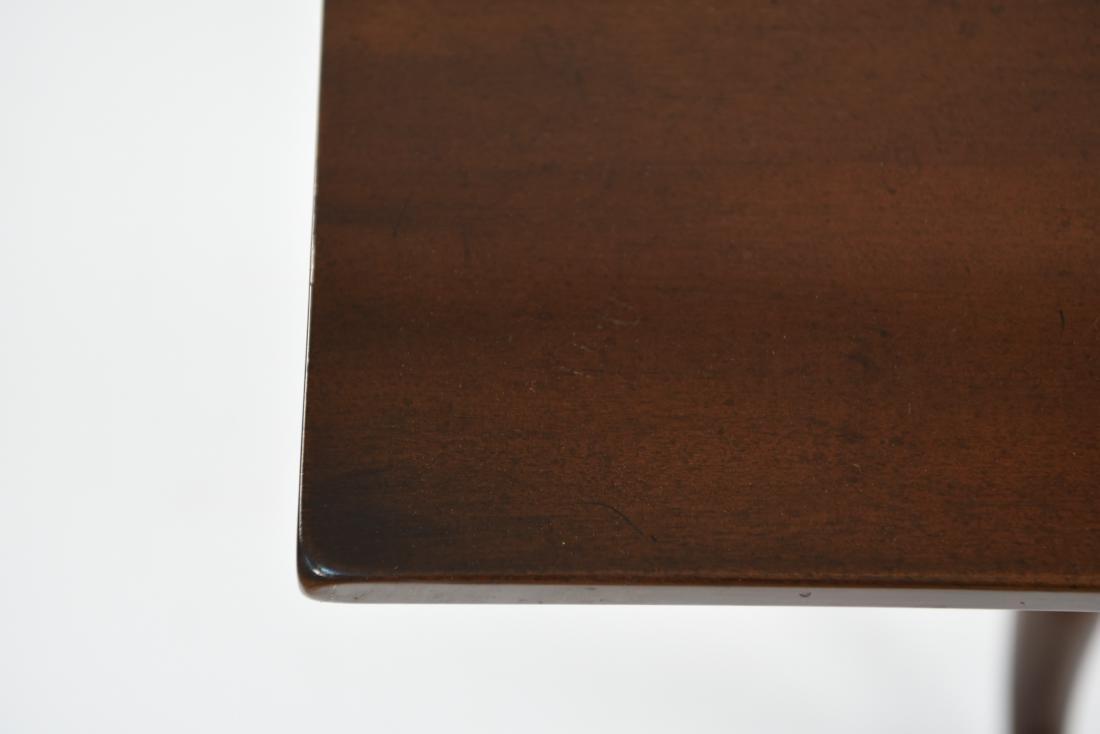 KITTINGER THREE LEG LIBRARY TABLE - 3