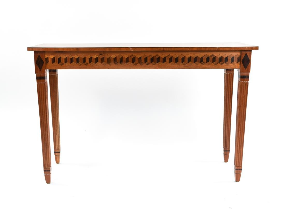 INLAID CONSOLE TABLE - 2