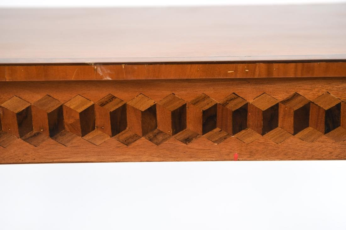 INLAID CONSOLE TABLE - 4