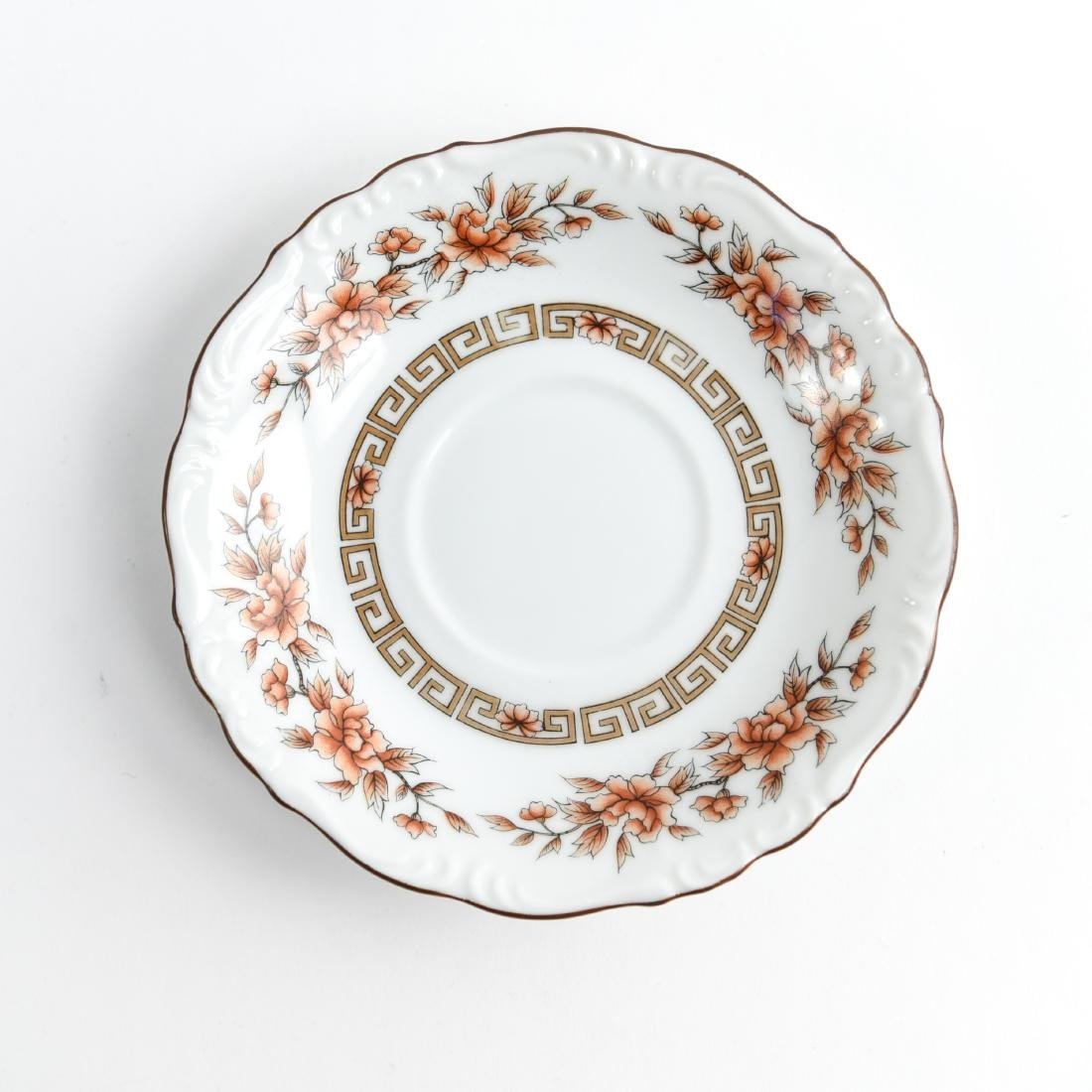 HARA JAPANESE PORCELAIN DINNER SERVICE - 5