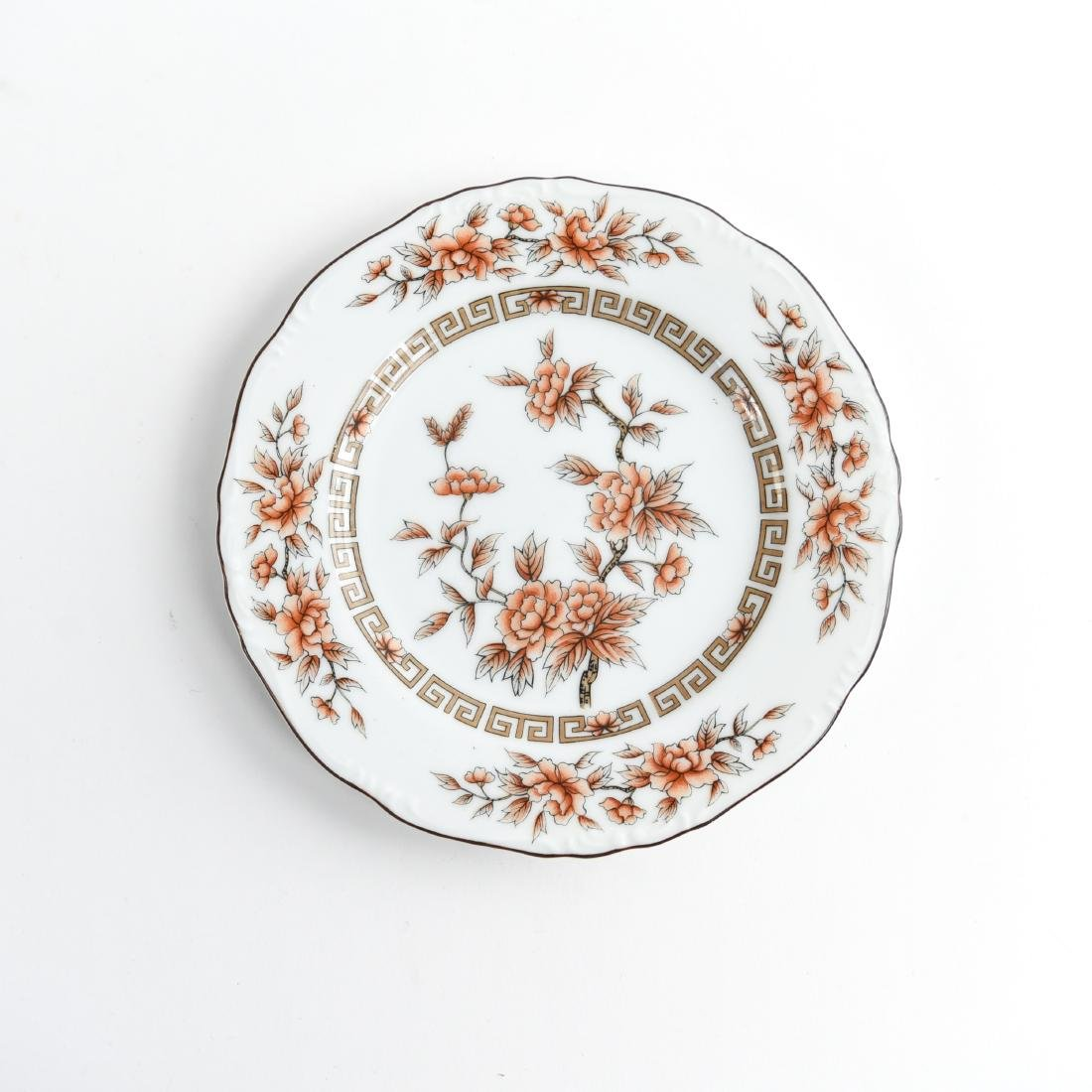 HARA JAPANESE PORCELAIN DINNER SERVICE - 6