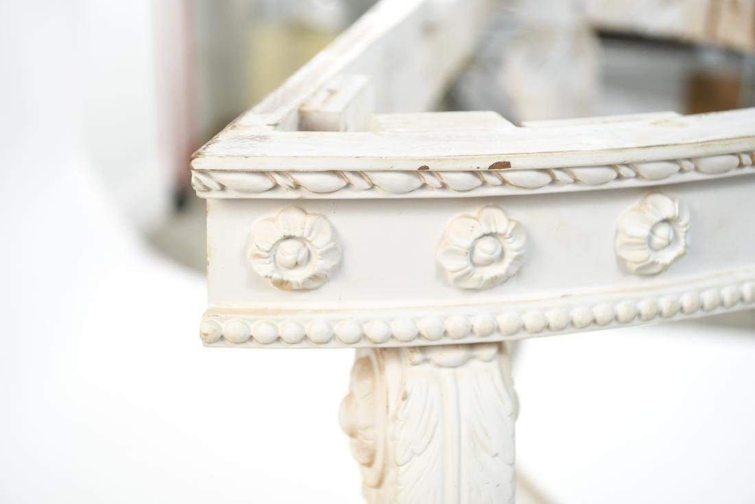 DEMILUNE CONSOLE TABLE BASE - 8