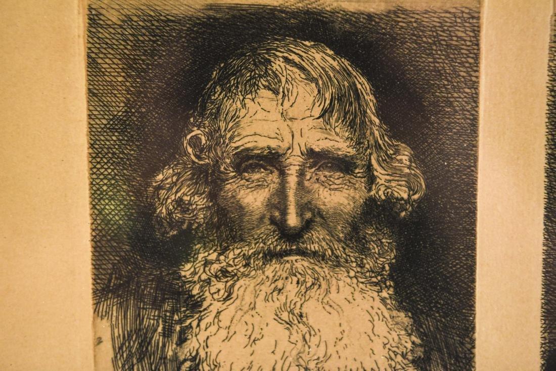 SIR HUBERT VON HERKOMER (GERMANY 1849-1914) - 3