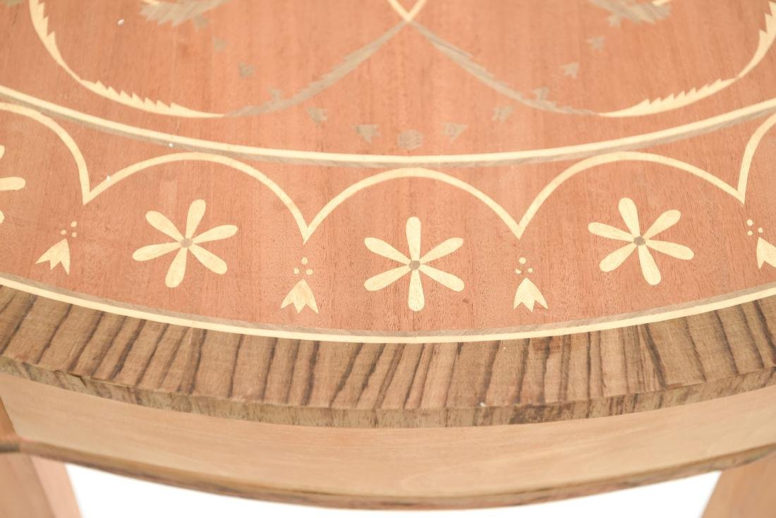 INLAID PEMBROKE TABLE - 6
