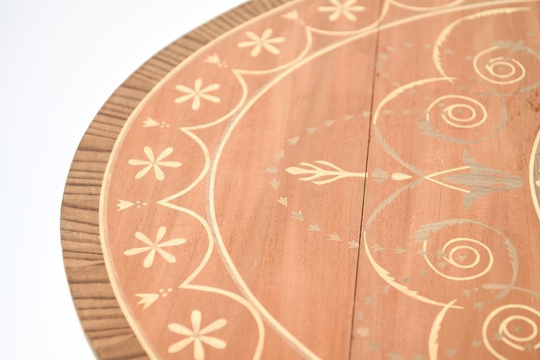 INLAID PEMBROKE TABLE - 7