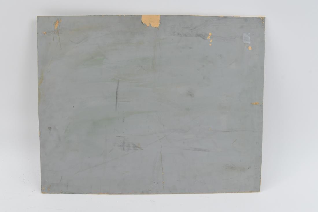 MAWIG (FRENCH 1890-1972) O/B WINDMILL ON A HILL - 8