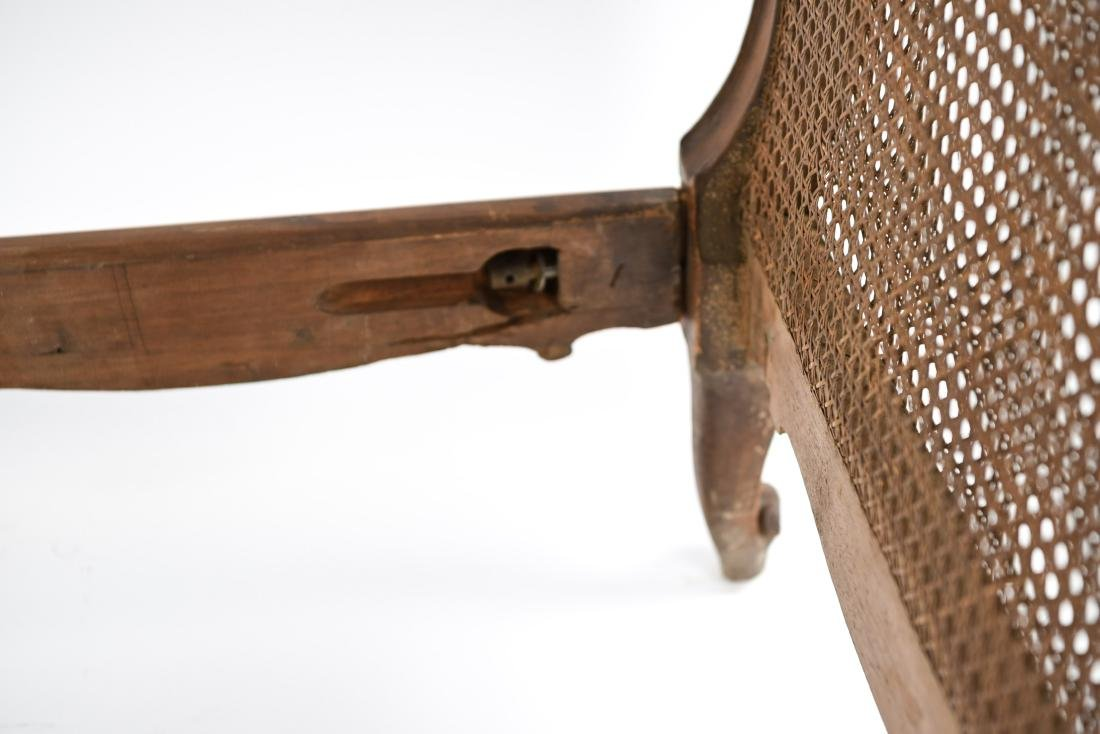 FRENCH CANED DAYBED - 10