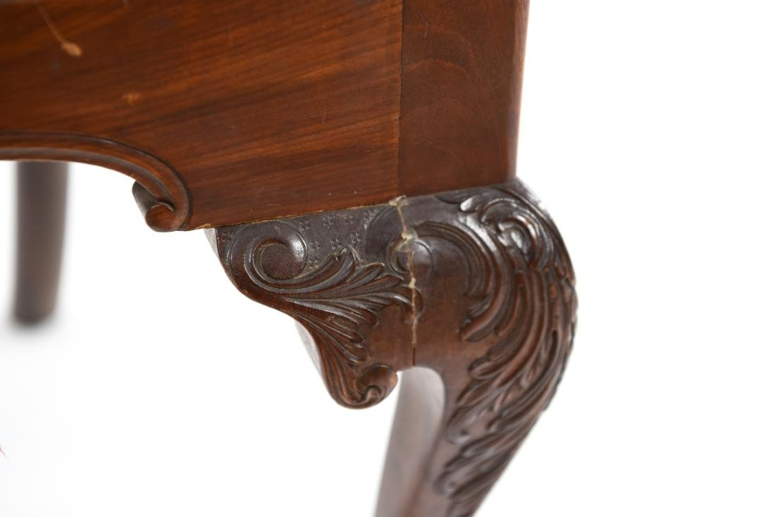 CARVED SIDE CHAIR - 10