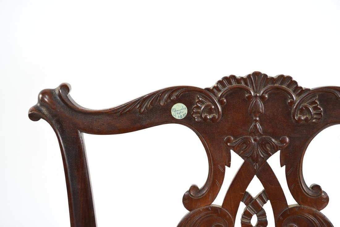 CARVED SIDE CHAIR - 2