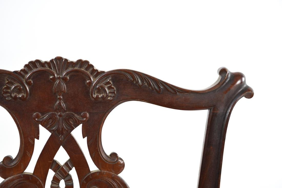 CARVED SIDE CHAIR - 3