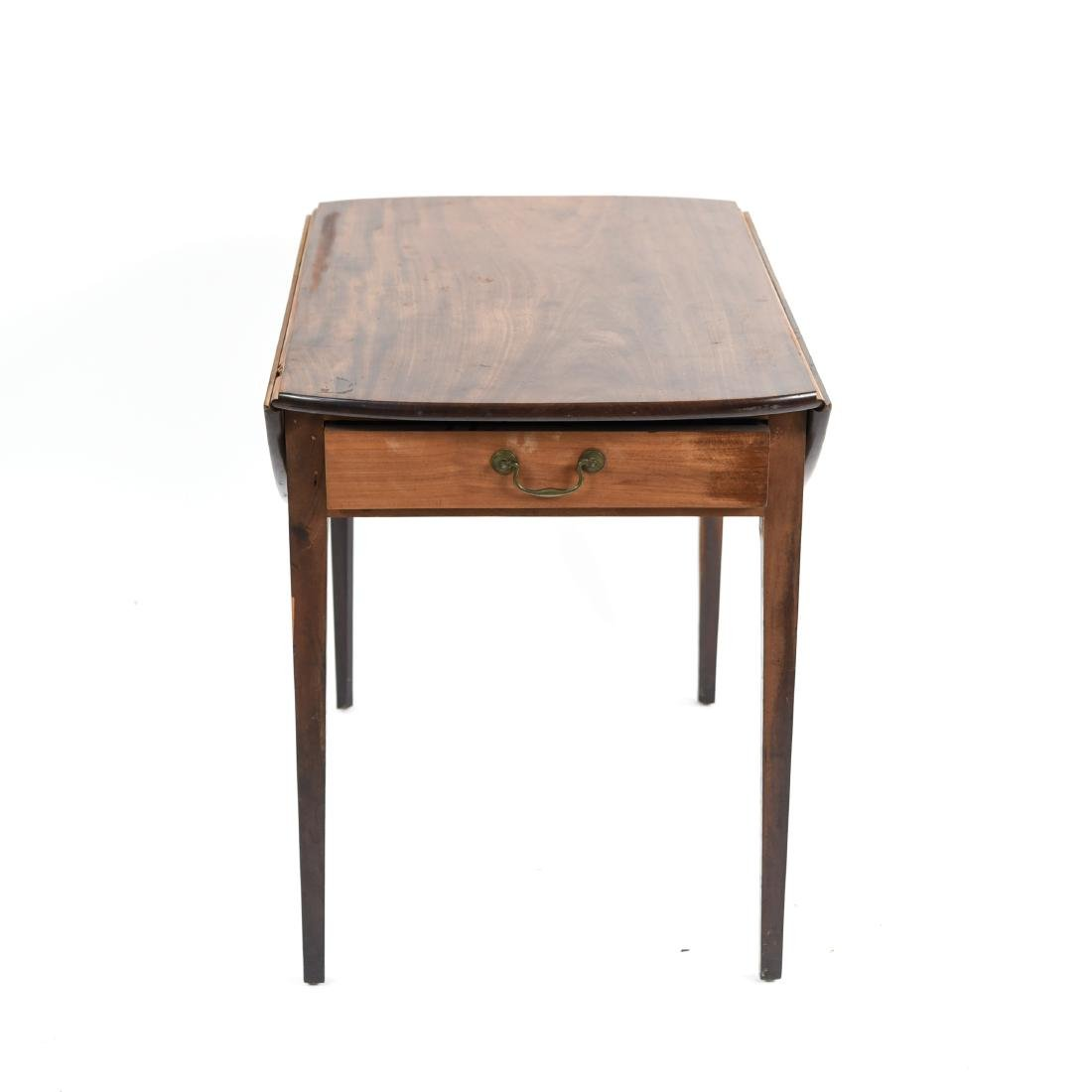 DROP LEAF PEMBROKE TABLE