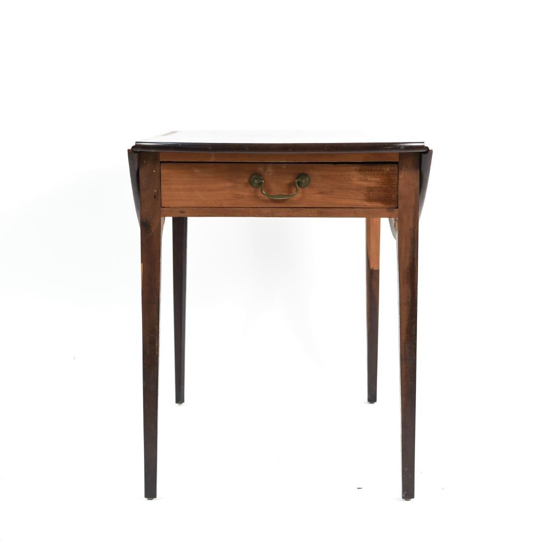 DROP LEAF PEMBROKE TABLE - 3