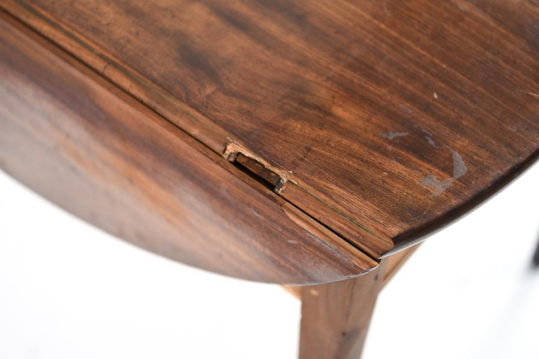 DROP LEAF PEMBROKE TABLE - 4