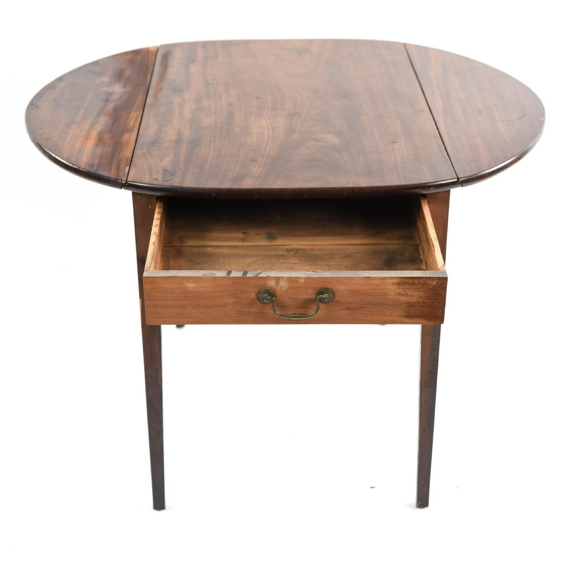 DROP LEAF PEMBROKE TABLE - 9