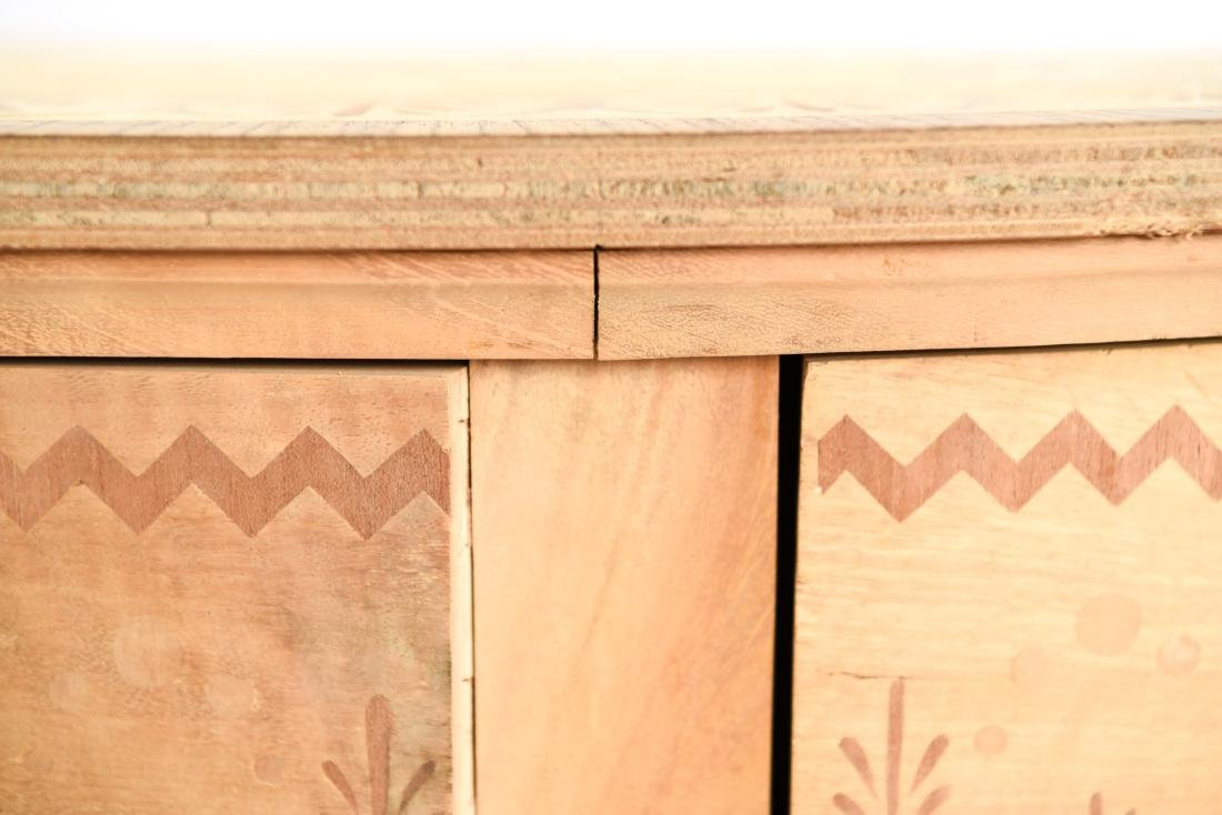 INLAID SIDEBOARD - 11