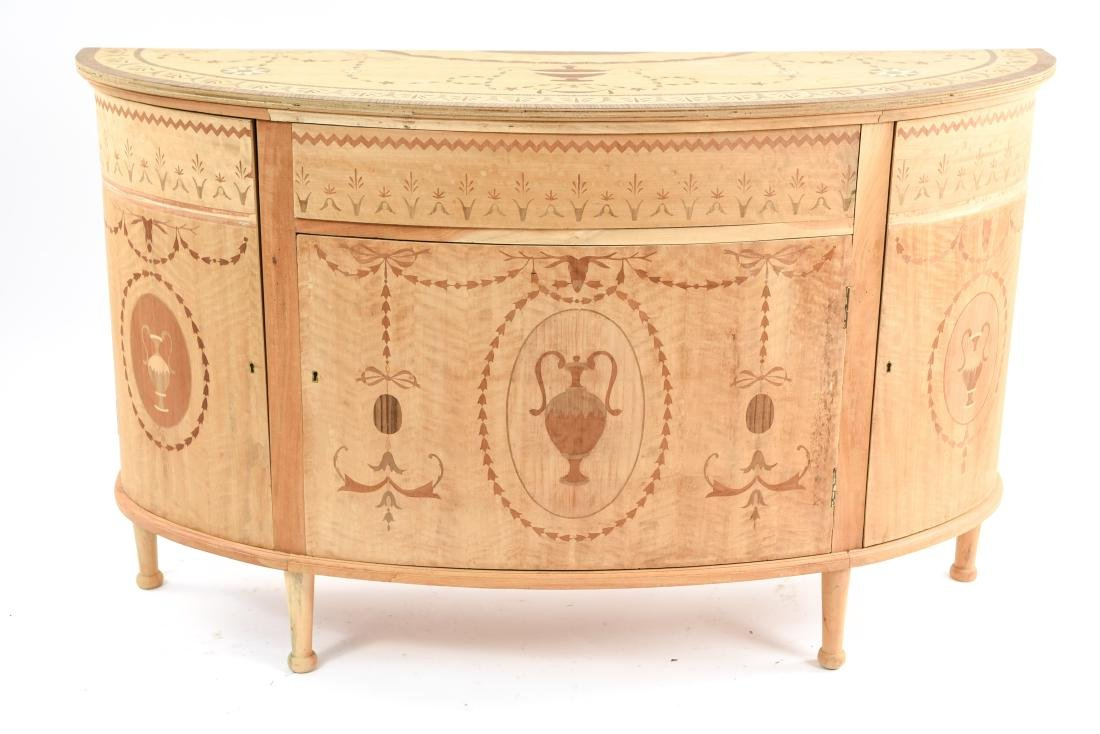 INLAID SIDEBOARD