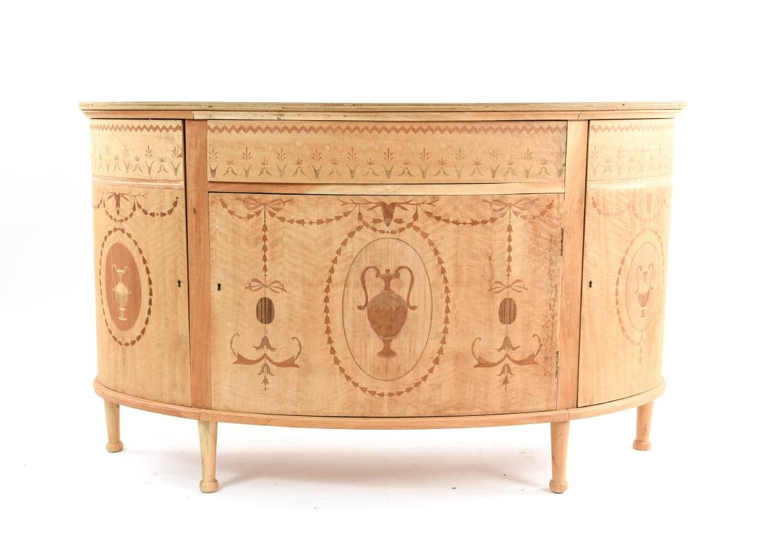 INLAID SIDEBOARD - 2