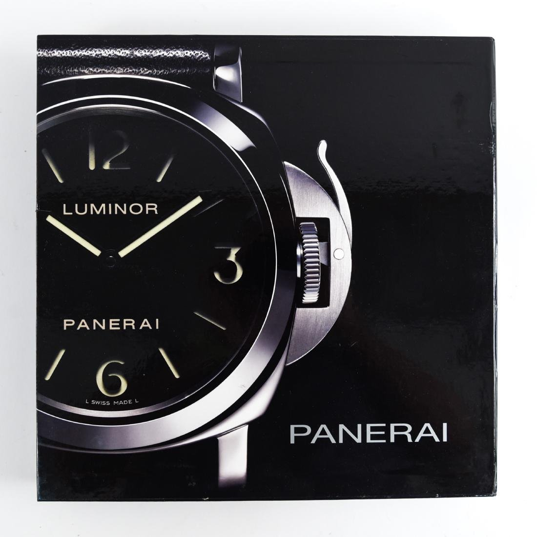 PANERAI COFFEE TABLE BOOK