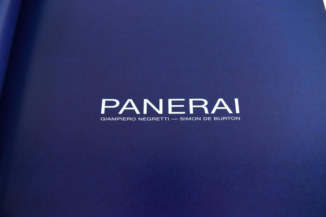 PANERAI COFFEE TABLE BOOK - 5