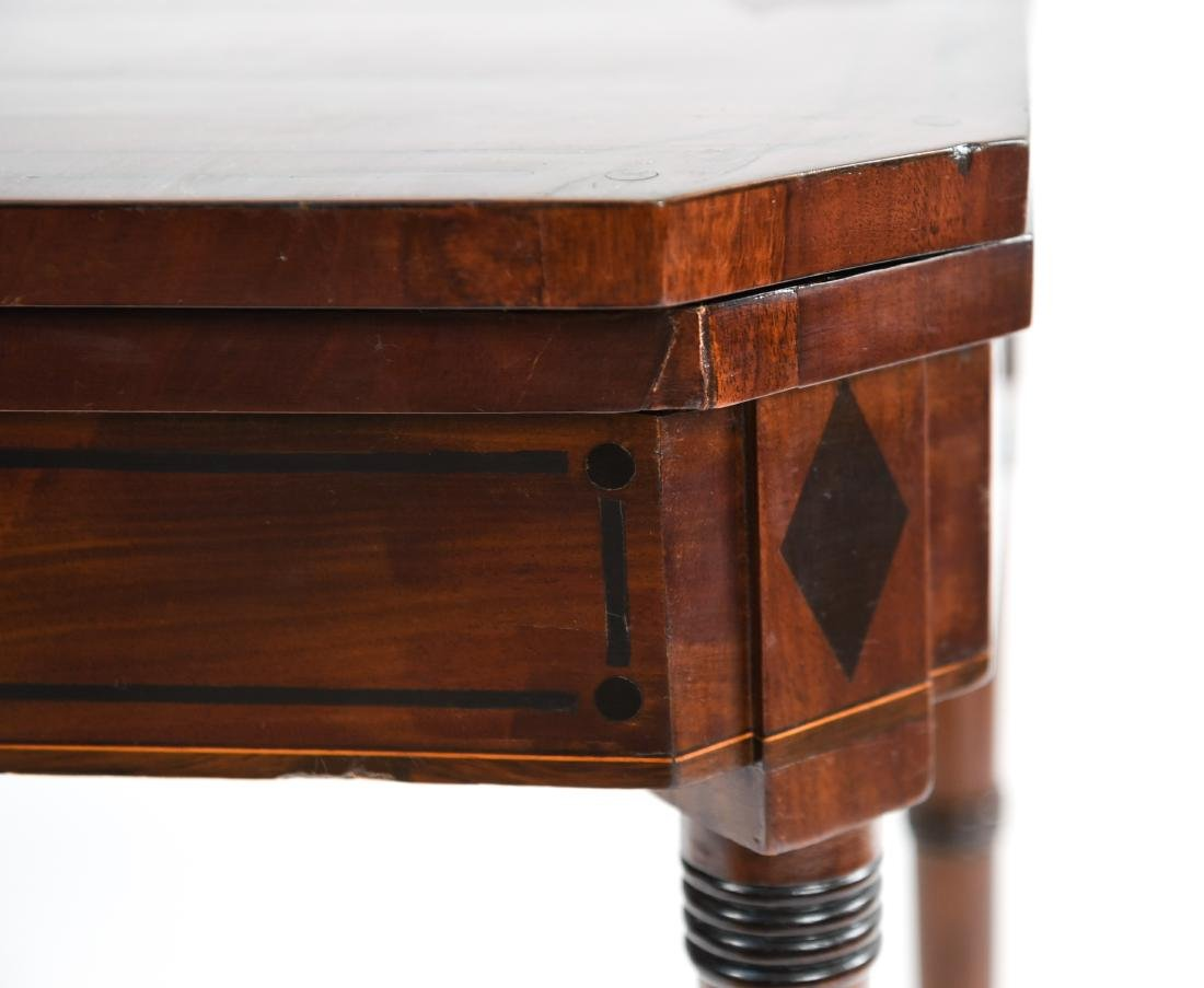 FLIP TOP CONSOLE TABLE - 5