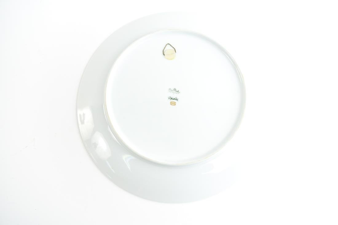 BJORN WINBLAAD FOR ROSENTHAL CERAMIC CHARGER PLATE - 8