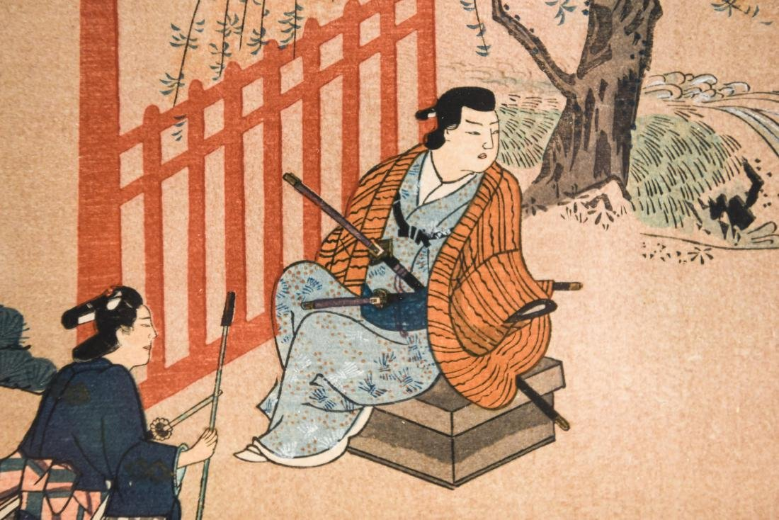 JAPANESE WOODBLOCK PRINT - 5