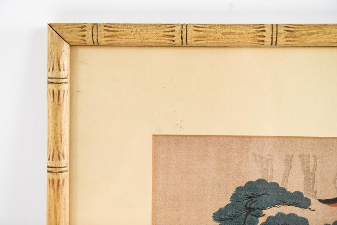 JAPANESE WOODBLOCK PRINT - 9