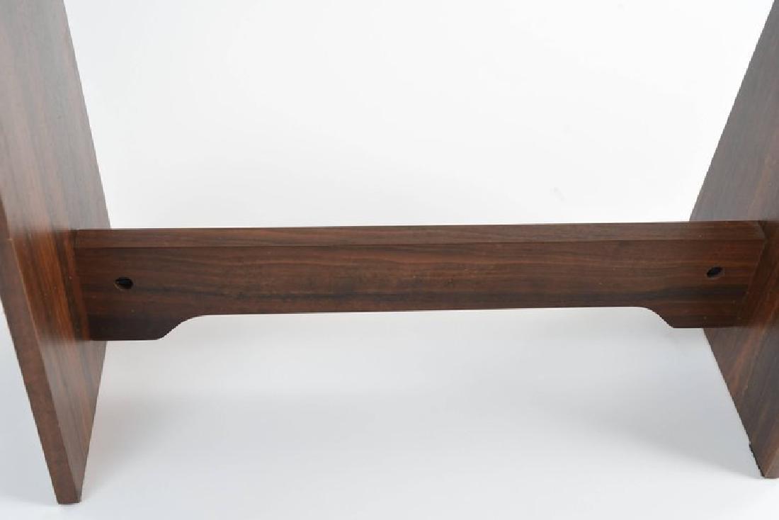 MID-CENTURY DANISH PIANO BENCH - 2