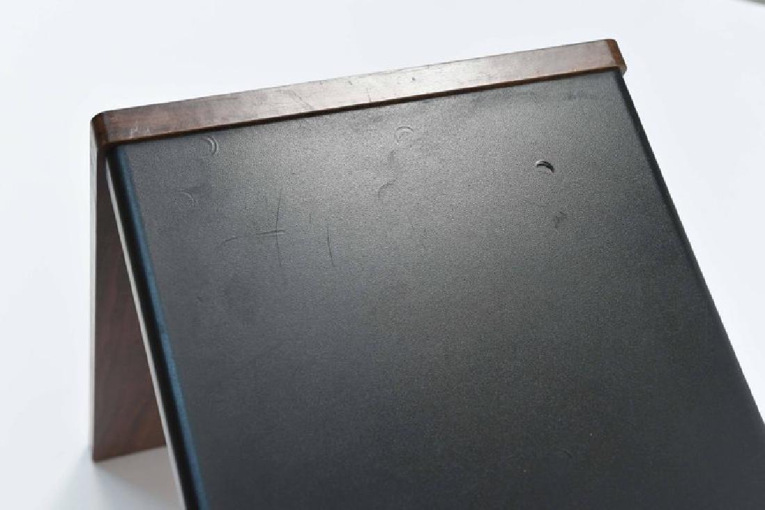 MID-CENTURY DANISH PIANO BENCH - 8