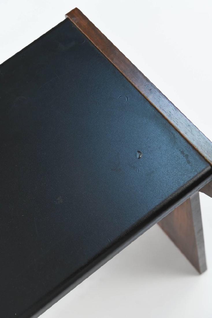 MID-CENTURY DANISH PIANO BENCH - 9