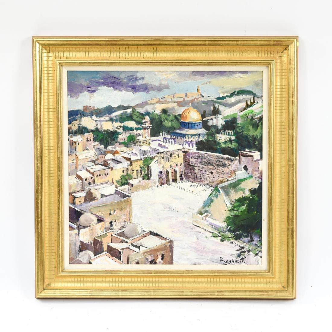 RESHKIN O/C OF JERUSALEM