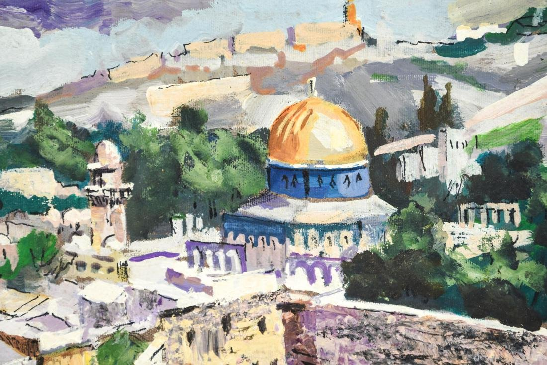 RESHKIN O/C OF JERUSALEM - 3