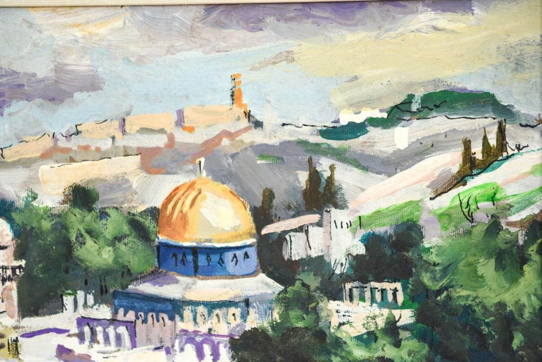 RESHKIN O/C OF JERUSALEM - 7