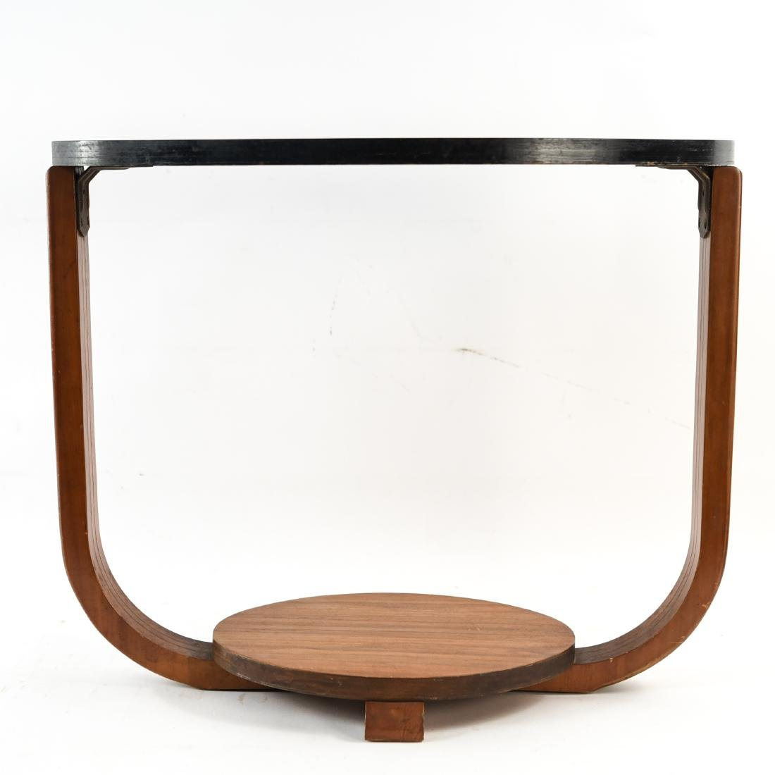 ART DECO STYLE SIDE TABLE - 2