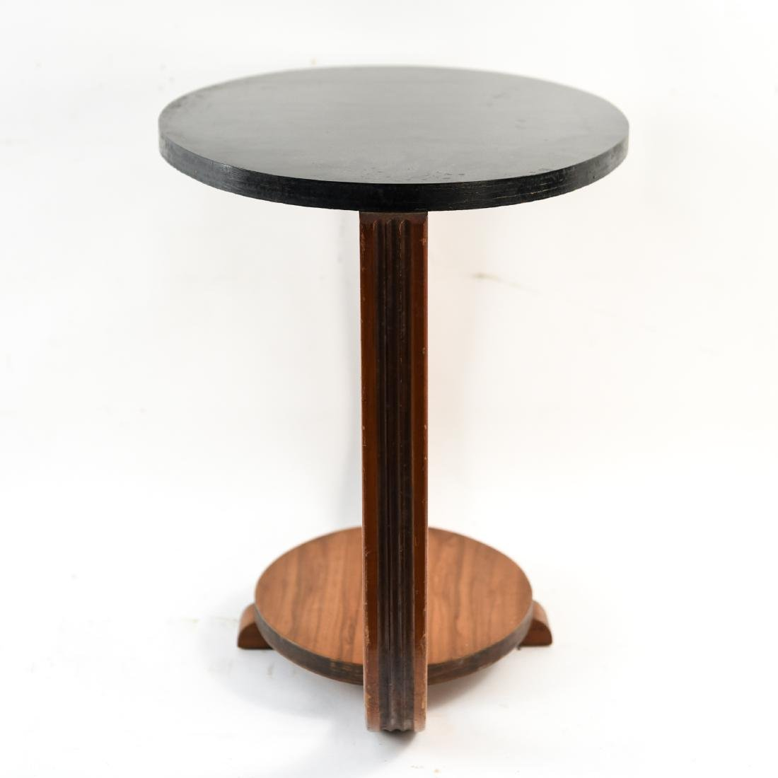 ART DECO STYLE SIDE TABLE - 6