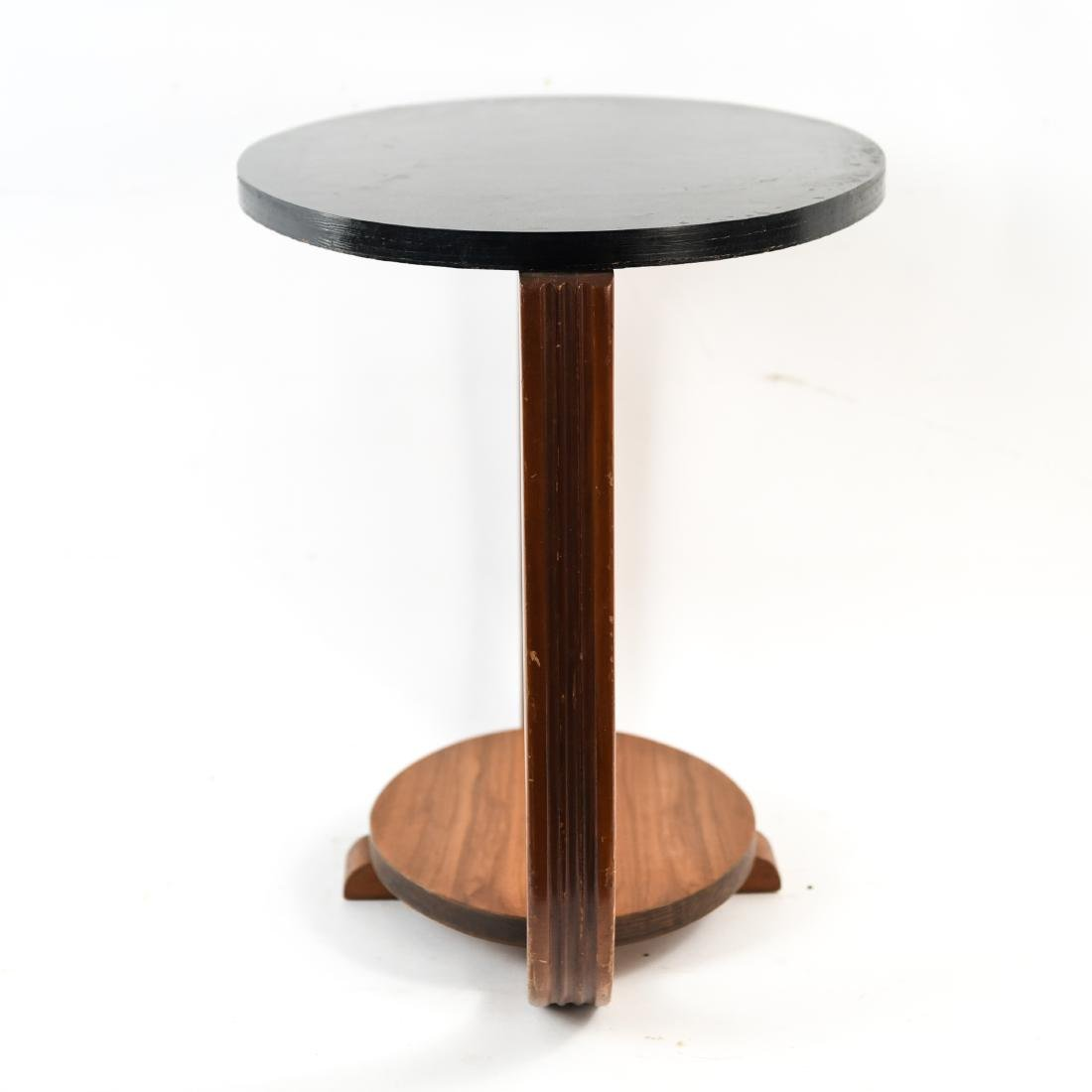 ART DECO STYLE SIDE TABLE - 7