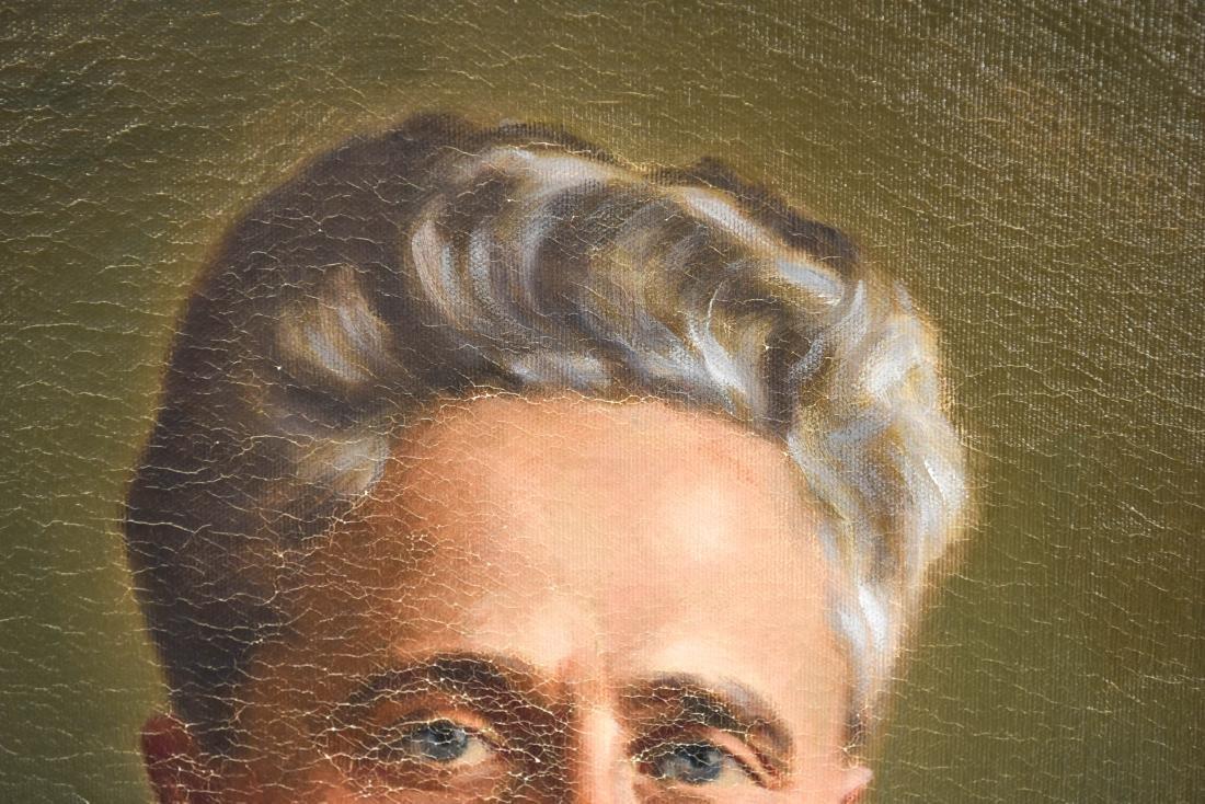 O/C PORTRAIT OF A MAN - 3