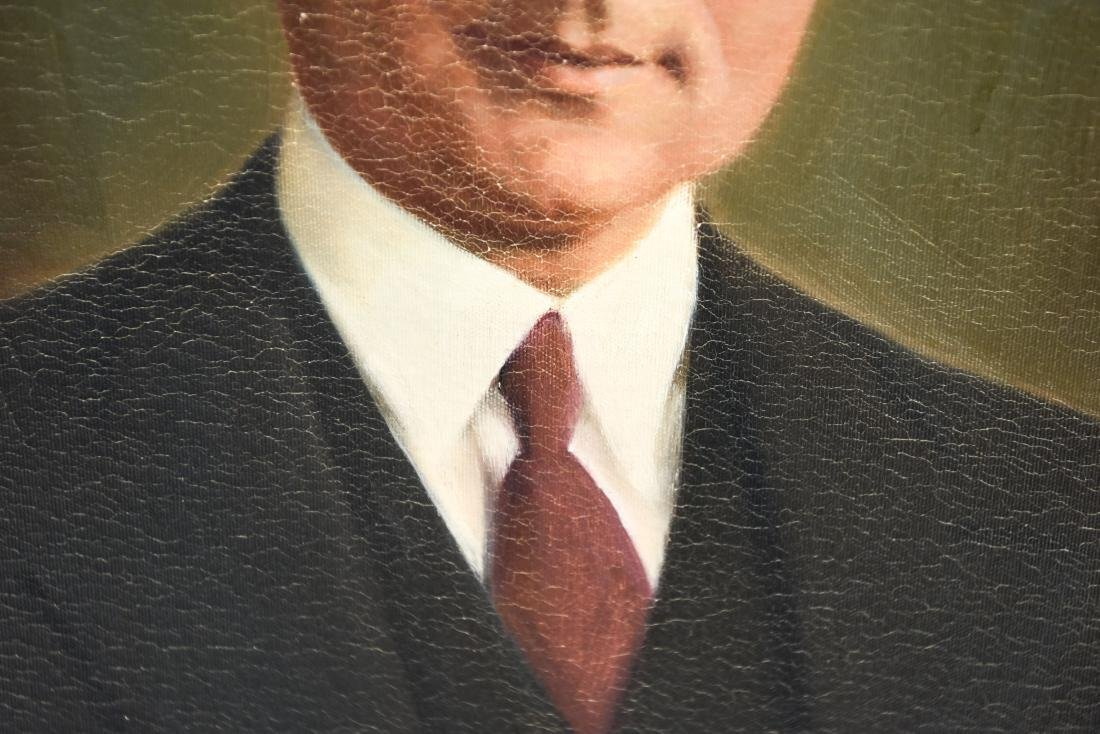 O/C PORTRAIT OF A MAN - 4