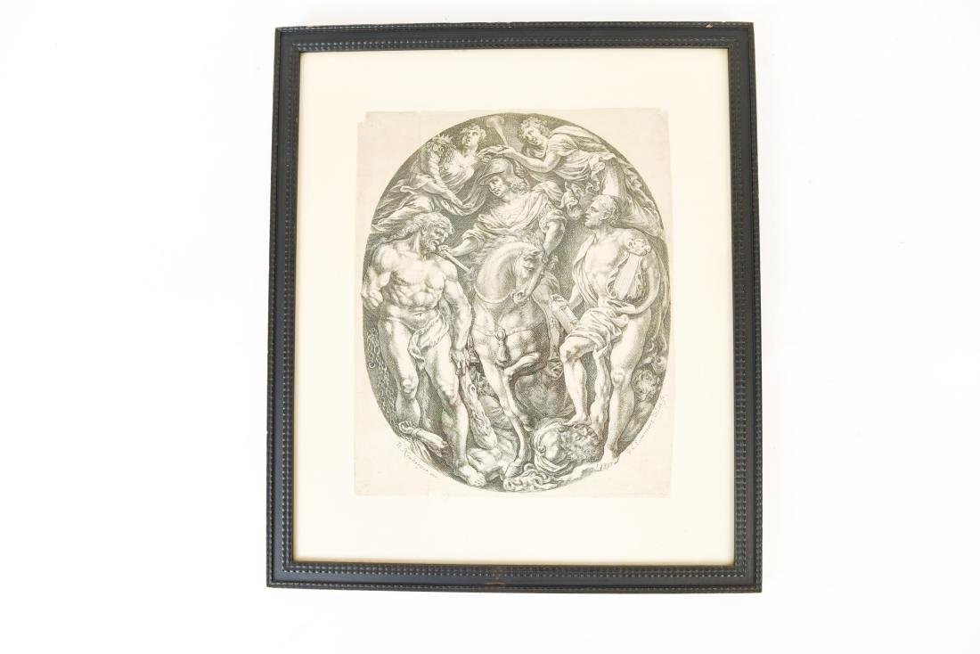 GEORG CHRISTOFF EIMMART (GERMANY 1638-1705)