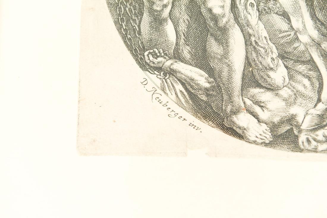 GEORG CHRISTOFF EIMMART (GERMANY 1638-1705) - 2