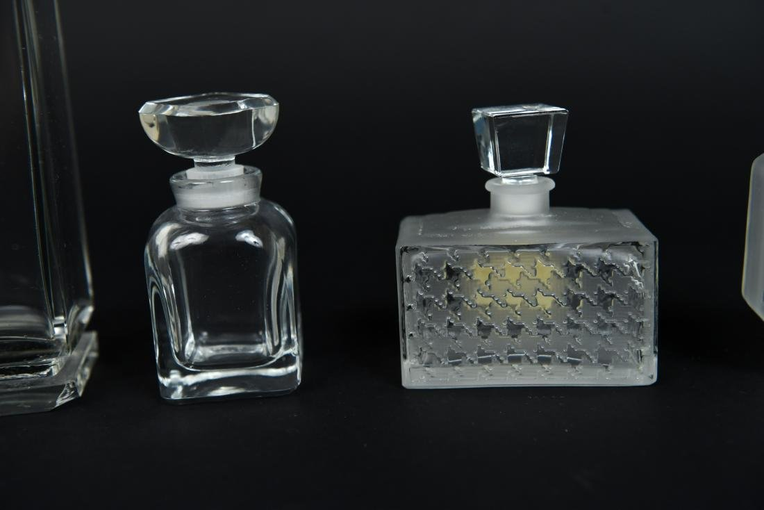 PERFUME BOTTLE GROUPING - 7